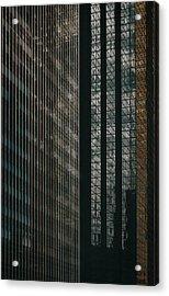 Glass Walls Acrylic Print