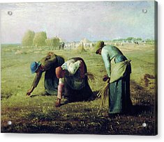 Gleaners - Digital Remastered Edition Acrylic Print