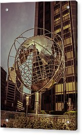 Globe 2 Acrylic Print