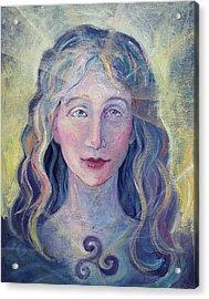Goddess Brigid Acrylic Print