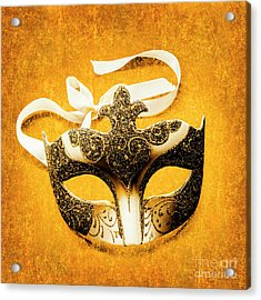 Golden Gala Acrylic Print