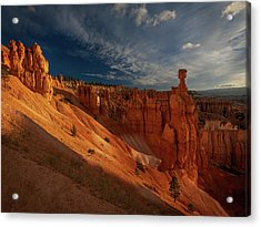 Acrylic Print featuring the photograph Good Morning Bryce by Edgars Erglis