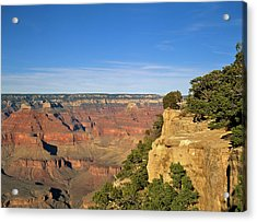 Grand Canyon, Arizona, Usa Acrylic Print by Travel Ink