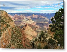 Grand Canyon View 3 Acrylic Print
