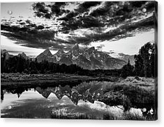 Grand Tetons, Wyoming Acrylic Print