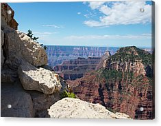 Grand View Acrylic Print