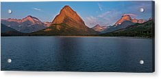 Acrylic Print featuring the photograph Grandeur by Expressive Landscapes Fine Art Photography by Thom