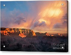 Acrylic Print featuring the photograph Grandview Point 1 by Scott Kemper