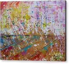 Horizons Calling Acrylic Print