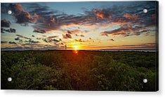 Great Exuma Sunrise Acrylic Print