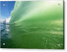 Green Room Acrylic Print