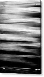 Abstract Waves Acrylic Print