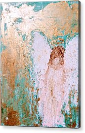 Guardian Angel Acrylic Print