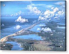 Gulf Shores-5094-tm Acrylic Print