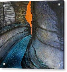 Hancock Gorge Acrylic Print