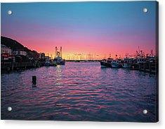 Harbour Lights Acrylic Print