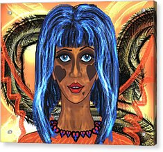Haunted 3 Acrylic Print