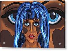 Haunted 4 Acrylic Print