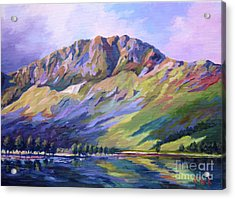 Haystacks  Buttermere Acrylic Print