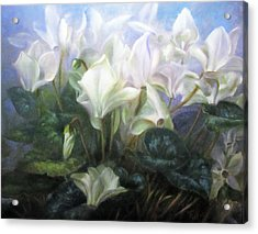 Heaven And Earth Acrylic Print
