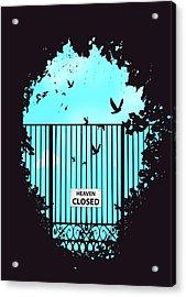 Heaven's Door Acrylic Print