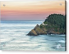 Heceta Lighthouse Acrylic Print
