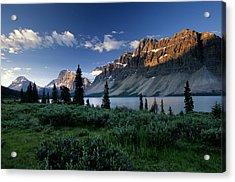 Hector Lake, Banff National Park, Canada Acrylic Print