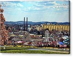 Hershey Pa 2006 Acrylic Print