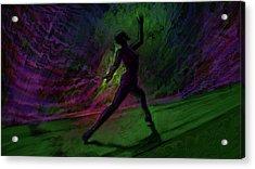 Hidden Dance Acrylic Print