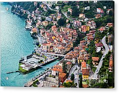 High Resolution Aerial View Of The Acrylic Print
