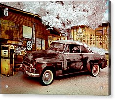 Highsmith Old Car Acrylic Print