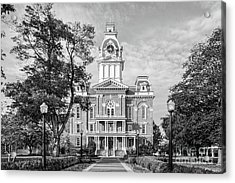 Hillsdale College Central Hall Acrylic Print