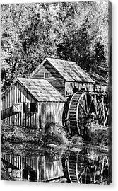 Historic Mabry Mill Acrylic Print