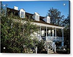 Historic Meadow Garden Augusta Ga Acrylic Print
