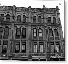 Acrylic Print featuring the photograph Historic Structures 3 by Jeni Gray