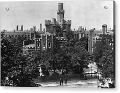 Holloway Prison Acrylic Print by Hulton Archive