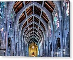 Holy Spirit Trappist Abbey Acrylic Print