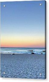 Horizon Over Water Acrylic Print