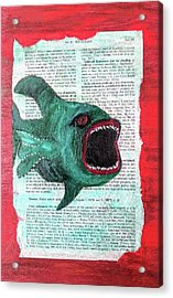 Horror  Acrylic Print