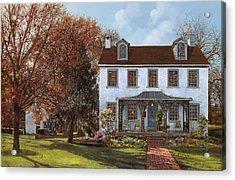house Du Portail  Acrylic Print