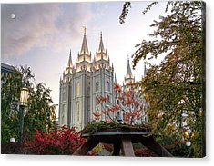 House Of The Lord Acrylic Print