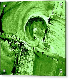 How Green Was My Valley Acrylic Print