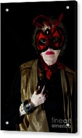 I Am Your Dreams Acrylic Print by Steven Digman