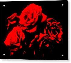 I Will Always Love You Acrylic Print