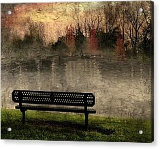 If Only Acrylic Print
