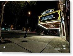 Imperial Theatre Augusta Ga Acrylic Print