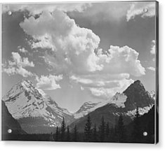 In Glacier National Park Acrylic Print by Buyenlarge