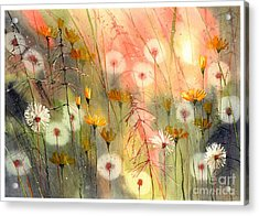 In The Morning Haze Acrylic Print