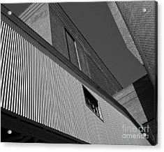 Acrylic Print featuring the photograph Industrial Abstract by Patrick M Lynch