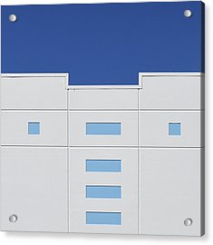 Industrial Minimalism 38 Acrylic Print